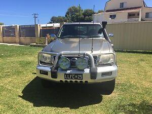 Nissan Patrol Ti 2004 Lancelin Gingin Area Preview