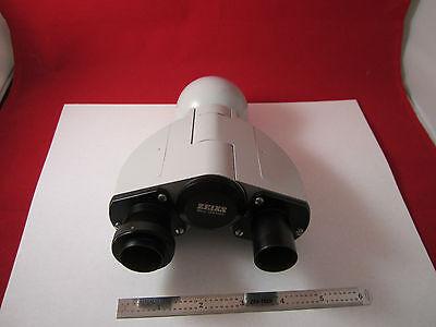 Microscope Part Zeiss Germany Head Eyepiece Holder Bin1c