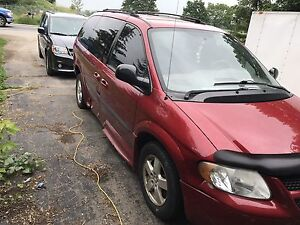 2003 Dodge Grand Caravan entervan mobility van