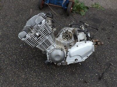 <em>YAMAHA</em> XJ900 XJ900S XJ900N DIVERSION 94 03 COMPLETE LOW MILEAGE ENGINE