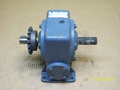 Winsmith Reducer 1800 Rpm 1.31 Hp Ratio 301 Model 4cb
