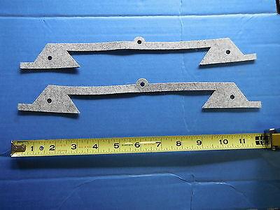 Bridgeport Mill Part Milling Machine 2 Saddle Knee Felt Way Wipers M1602 New