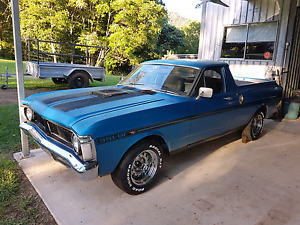 Ford XY Ute 1972 Bonville Coffs Harbour City Preview