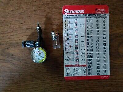Starrett 711-.0005 Last Word Dial Indicator