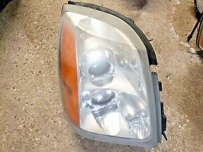 2004 2005 2006 2007 2008 2009 Cadillac SRX Right Passenger Headlight RH HALOGEN