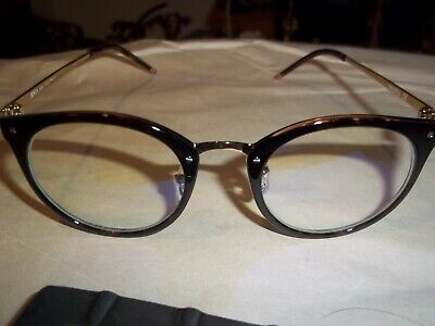 DONNA Stylish Clear Lens Frame Glasses Circle Tortoise Shell Brown Color (Circle Tortoise Shell Glasses)