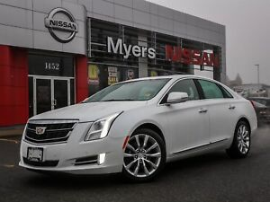 2016 Cadillac XTS leather, moonroof, reverse camera, navigation,
