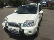 2005 Nissan X-Trail T30 Ti-L White Automatic Wagon Collaroy Manly Area Preview