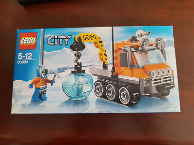 Lego City Arctic Explorer Set 60033 BRAND NEW AND SEALED