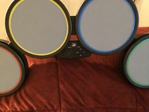 PS3 Rock Band Drums