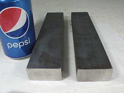 Long 15 Ton Shop Steel H-frame Arbor Press Plates 1 X 2 X 9-12 Bars