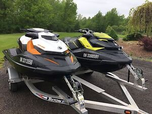 SEADOO Package ready for the water