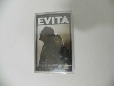 Madonna - Evita Soundtrack OST Rare KOREA Cassette Tape / SEALED NEW