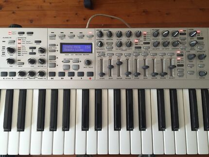 Novation X-Station 61-Key Synthesizer Riverwood Canterbury Area Preview