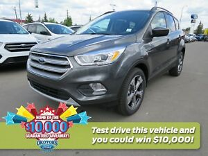 2017 Ford Escape SE 2.0l Ecoboost with Equipment Group 201A
