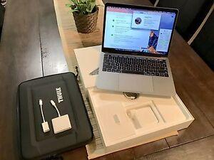 MacBook Pro 13inch 2016 Touchbar, 2.9ghz, 8GB RAM, 256gbSSD warranty Brisbane City Brisbane North West Preview