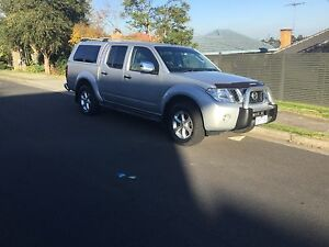 2013 Nissan STX 550 Navara Ute Essendon Moonee Valley Preview
