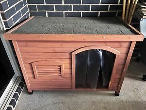 Dog kennel large Gillieston Heights Maitland Area Preview