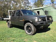 1995 Holden Rodeo 2.6L 4wd Manual  Park Ridge South Logan Area Preview