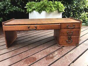 Japanese Desk in original condition