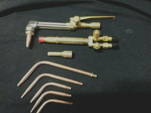 AIRCO CONCOA  WELDING CUTTING COMBO TORCH SET