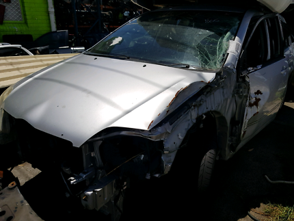 Toyota Corolla 2004 Sportivo Manual 4 Door Now wrecking