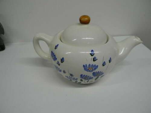 Vintage Stangl Pottery Chicory TeaPot