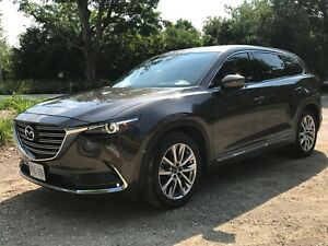 2017 Mazda CX-9 GT AWD / Accident Free / Mint Condition