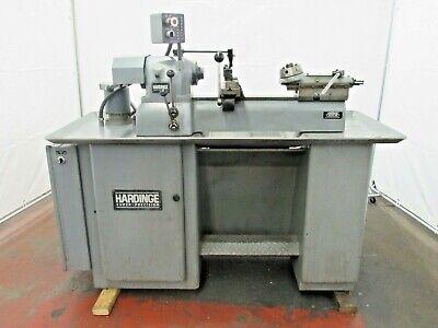 Hardinge Super Precision Tool Room Turret Lathe Idl-065