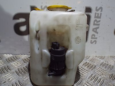VAUXHALL COMBO 1.3 CDTI  2006 SCREEN WASHER BOTTLE AND MOTOR