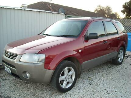 2005 Ford Territory Wagon Mount Gambier Grant Area Preview