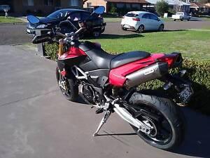 2012 Aprilia Dorrsoduro 1200 V Twin Tamworth Tamworth City Preview