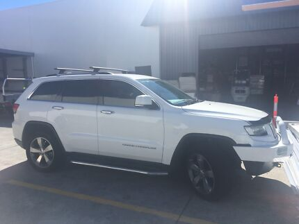 2014 Jeep Grand Cherokee Limited Immaculate Condition