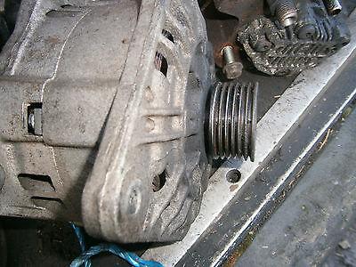 alternator 6 rib  renault master movano interstar 2.5 dci 01 on turbo