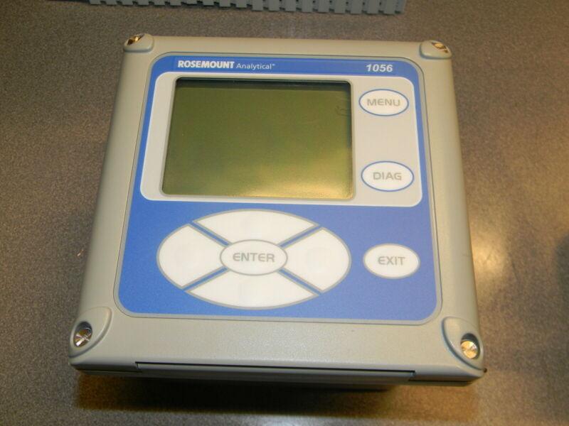 Rosemount 1056-02-25-32-HT Dual Channel Transmitter, Dissolved Oxygen