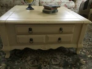 Beautiful French County Coffee Table