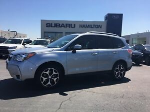 2016 Subaru Forester 2.0XT Touring TURBO | SINGLE OWNER | ACC...