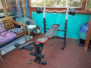 Weight Bench and Weights South Hobart Hobart City Preview