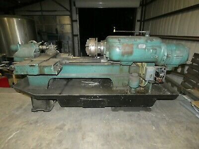 Axelson Model A14 Engine Lathe 14 X 30