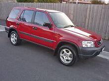 Honda CRV Manual SUV North Hobart Hobart City Preview
