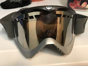Firefly Women's size 8 snowboard boots and goggles