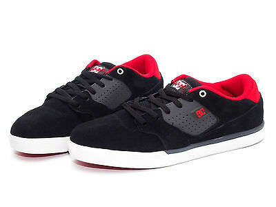 DC Cole Lite Men's Shoes Black / Grey / Red Size UK 7 EUR 40.5 Brand new ()