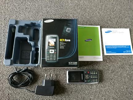 SAMSUNG SCH269 (CDMA)
