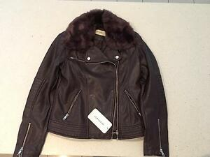 womens leather jacket Bexley Rockdale Area Preview
