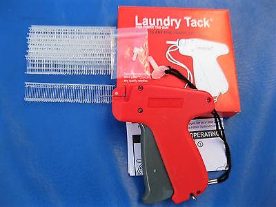 Fine Tagging Gun 1000 12 Clear Fine Plastic Barbs