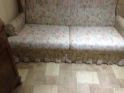 Fold Out Sofa/Lounge FREE Sold pending pick-up Hillcrest Port Adelaide Area Preview
