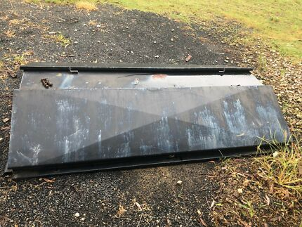 Camper/tradie trailer lid upgrade Glossodia Hawkesbury Area Preview