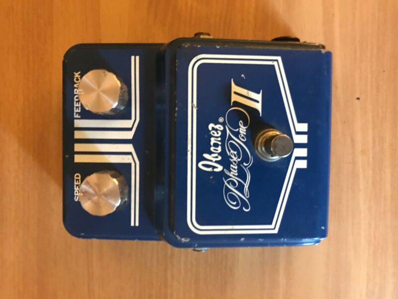 Vintage Ibanez Phase Tone II pt-707