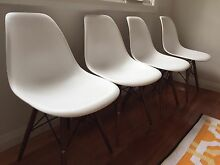 Replica Eames dining chairs x4 Burwood Heights Burwood Area Preview