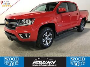 2018 Chevrolet Colorado Z71 DEMO LIKE NEW! 4X4
